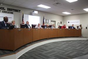 <p>The Polk County Board of Education met for their first work session of 2017 on Jan. 3. </p>