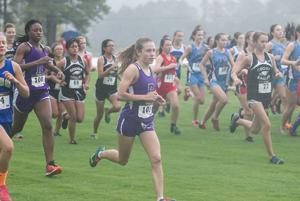 CROSS COUNTRY: Tullis, Pace surge at Highlands Classic