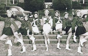 View from the Past: CHS Majorettes