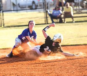 SOFTBALL: Seniors play big part in Calhoun's 5-1 win over Lady Warriors