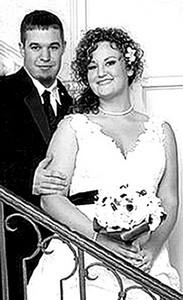 Allyson Paige Kilgore and Cody Eugene Jones marry