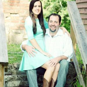 <p>Alyshia Burris and her fiance, Chris Collier, plan to marry at Belle Terra. (Contributed photo)</p>
