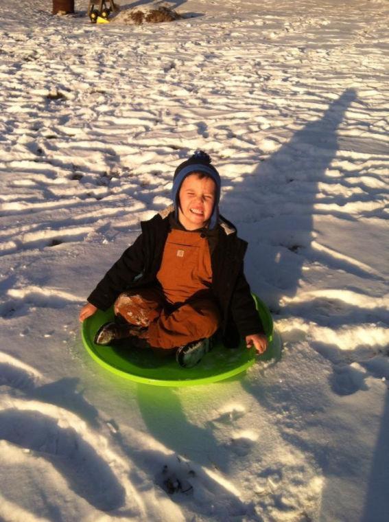 Polk Snow Day 2014 5