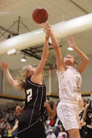 Girls Basketball: Pepperell at Calhoun