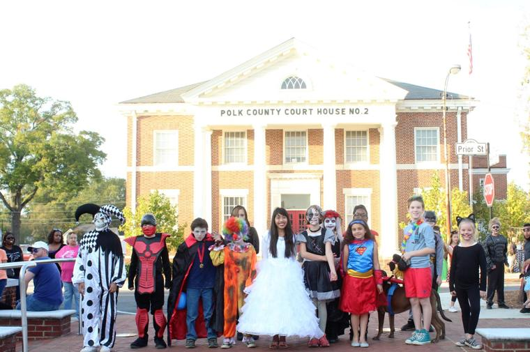 Halloween Costume Contest 9-12 year old group