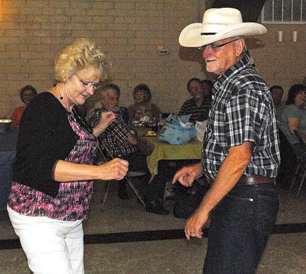 Ringgogld dancing