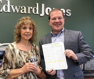 Oliver wins Edward Jones Stock Prediction contest
