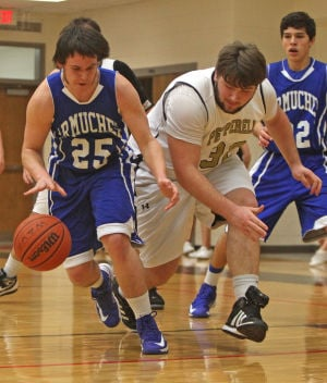 Boys Basketball: Armuchee at Pepperell