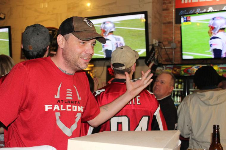 SuperBowl LI: Cheering on the Falcons