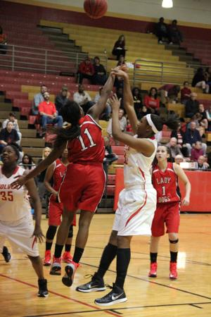 BASKETBALL: Rome pulls away vs. Cedartown