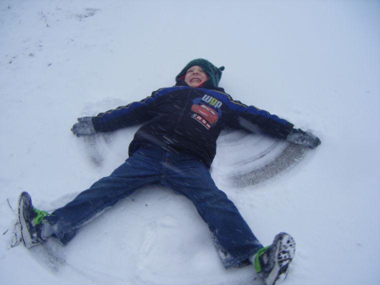 Polk Snow Day 2014 6