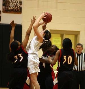 Calhoun Girls Basketball