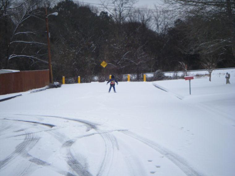 Polk Snow Day 2014 7