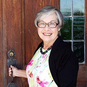 <p>Sharon Baker, founder of the Women's Information Network, opens doors for women of all ages to information that helps them live healthy lives.</p>
