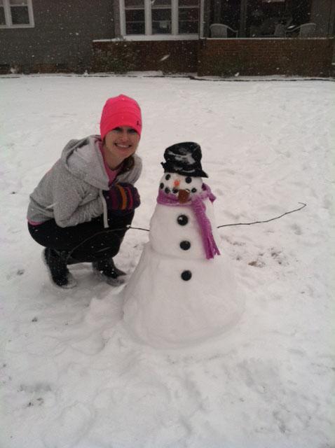 Polk Snow Day 2014 8