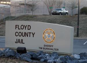Floyd County Jail report for December 20