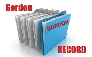 Gordon Record