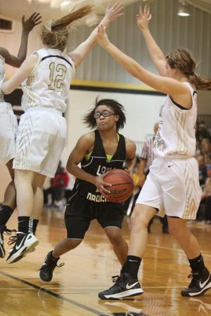 Girls Basketball: Pepperell at Calhoun
