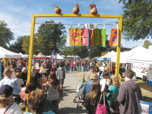 <p>The Chiaha Harvest Fair opens at 10 a.m. Saturday morning at Ridge Ferry Park.(File/Rome News-Tribune)</p>