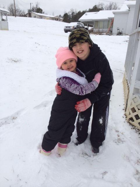 Polk Snow Day 2014 11