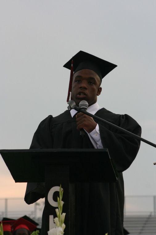Cedartown High School graduation 2014