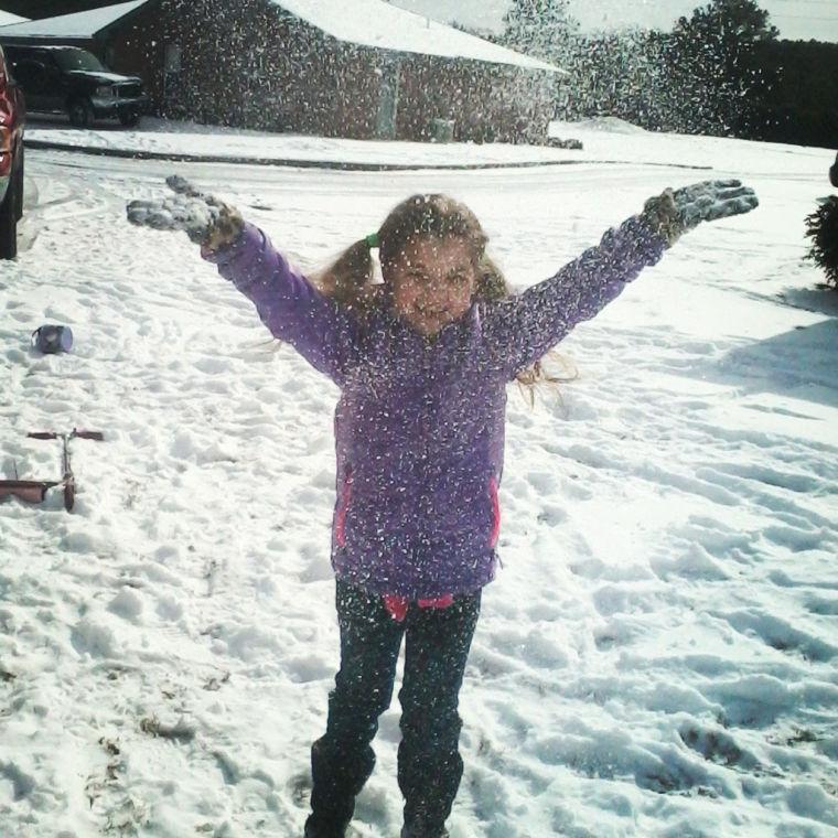 Polk Snow Day 2014 9