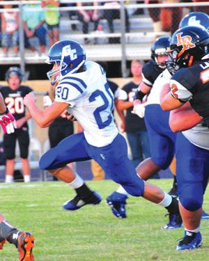 FOOTBALL: Gordon Central hosts Raiders in home opener