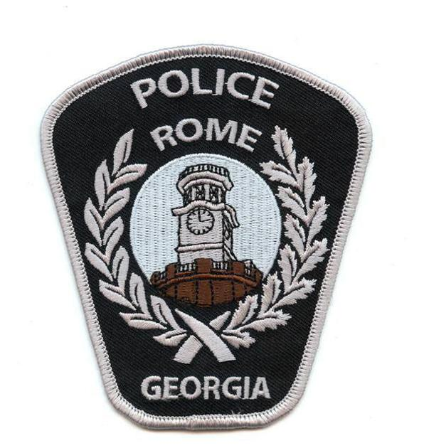 GBI Arrests Rome Police Officer