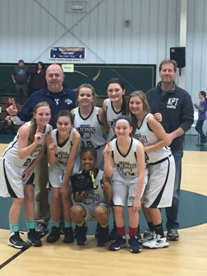 Lady Lions win region title