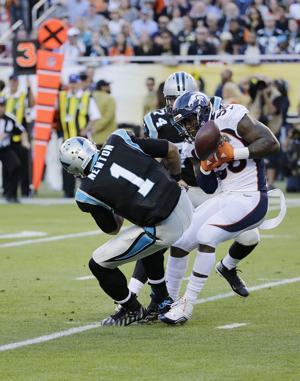 NFL: Miller carries defense, named MVP at Super Bowl 50