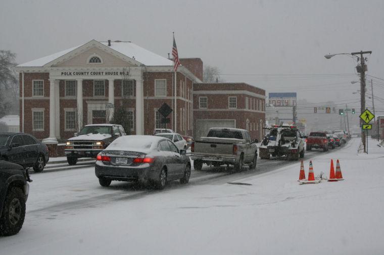 Cedartown Snow Day 6