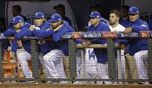 MLB: Royals' dream season falls short