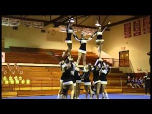 2013 7-AA Region Competition Cheerleading title goes to Coosa