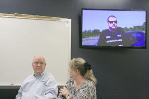 Scott Logistics donates funding to Floyd County police for 62 body cameras