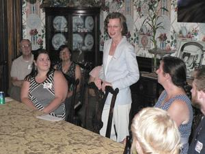 Michelle Nunn Visit