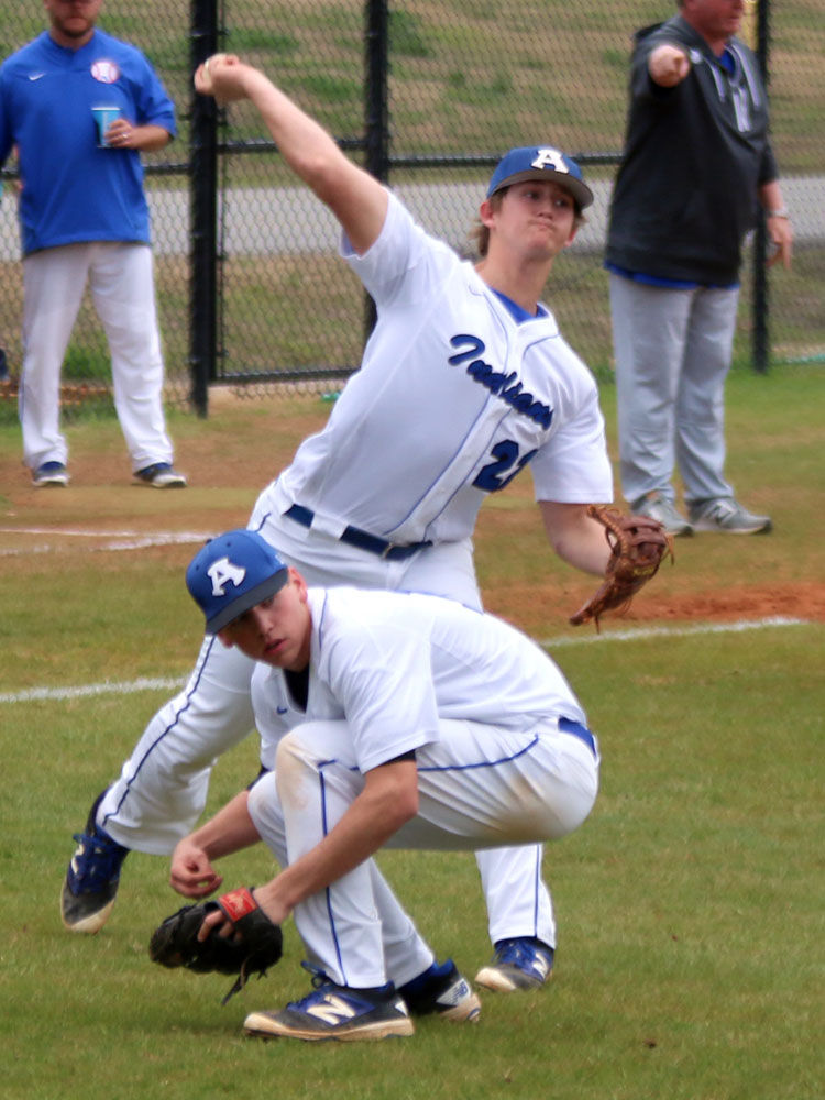 Model Armuchee baseball