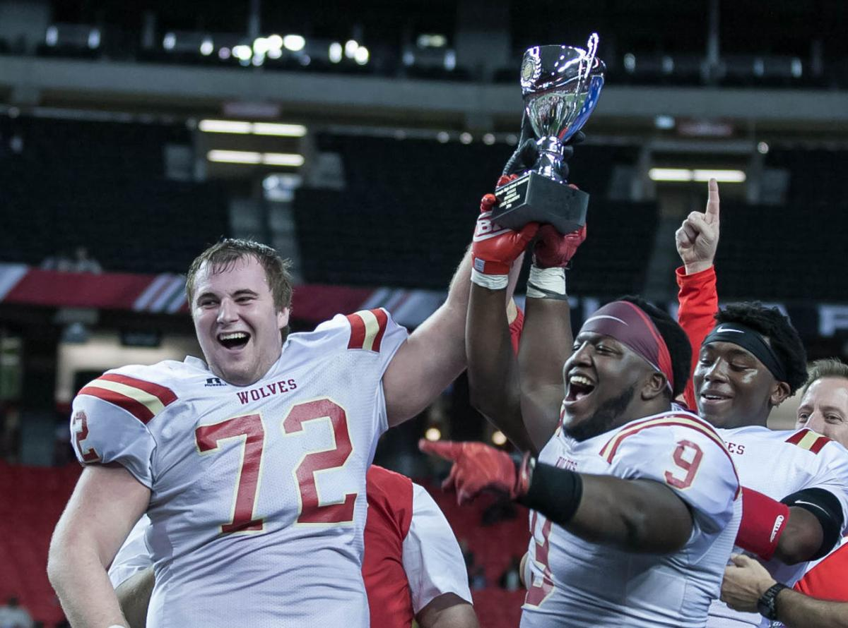 Rome Wolves win GHSA 5A state title