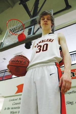 BOYS' BASKETBALL: LaFayette's Kyle Bloodworth leads Walker County Dream Team