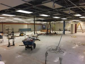 As Restoration Rome takes shape at old Southeast school building, organizers seeing positive changes