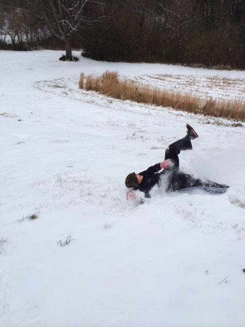 Polk Snow Day 2014 13