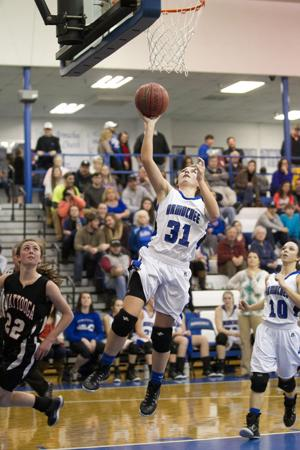 Basketball: Armuchee girls cruise to win against Chattooga