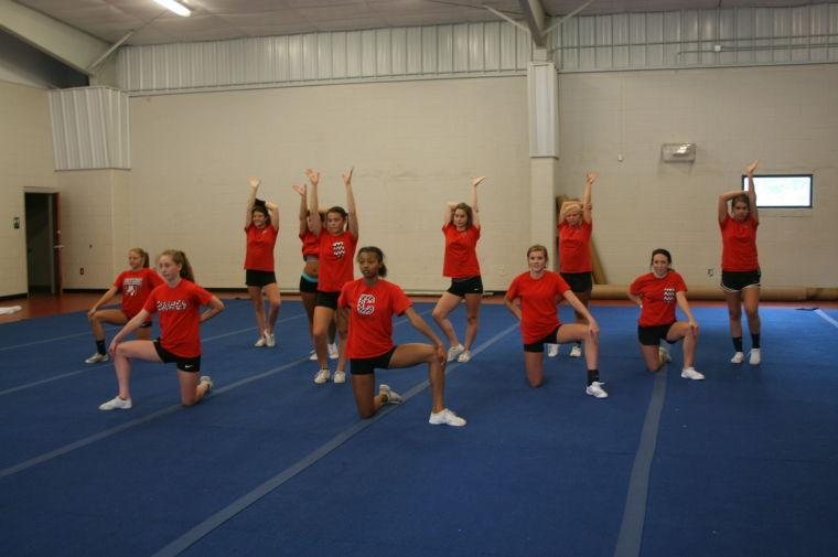 Cedartown Competition Cheerleading