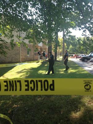 Police: Suspect, victim identified; suspect in custody after fatal shooting at Dodd Boulevard apartment complex