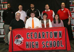 Prewett signs with Pikeville
