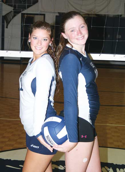 VOLLEYBALL: Lady Trojans in midst of youth movement