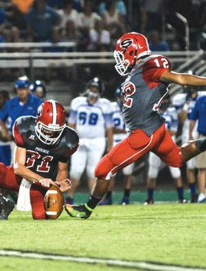 FOOTBALL: Sonoraville welcomes Colts for Homecoming