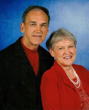 Mike and Brenda Stansell