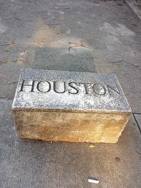 "<p>An ""alighting stone"" on Church Street in Decatur, Ga.</p>"