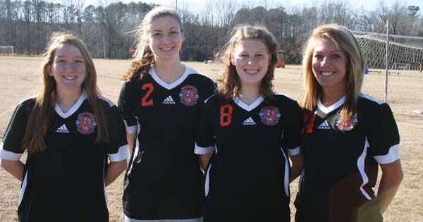 GIRLS SOCCER: Lady Ramblers looking to lay a foundation for the future