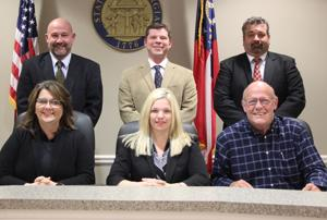 County budget is approved